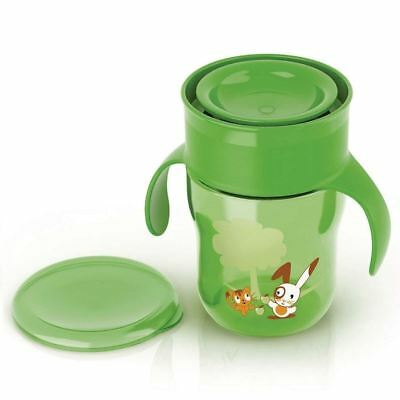 Philips Avent Grown Up Cup 260ml Green 1 2 3 6 12 Packs