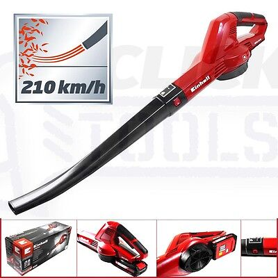 Einhell GE-CL18 Li Solo 18v Li-Ion Leaf Blower Power X-Change Bare Unit