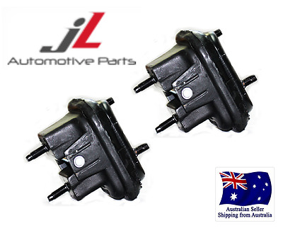 2 Holden Commodore V6 Engine Mounts VN-VY