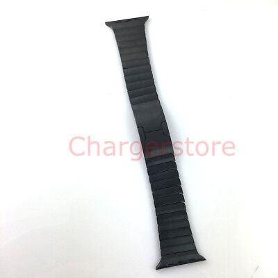 Genuine Apple Watch Link Bracelet band stainless steel 42mm SPACE BLACK Original