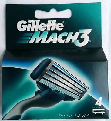 Gillette Mach3  Blades multi pack
