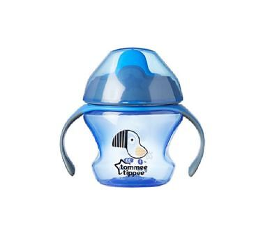 Tommee Tippee Sippee Cup 4m+ Blue Toucan 1 2 3 6 12 Packs