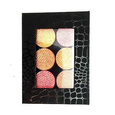 MULTI-SIZED MAGNETIC PALETTES - ECO-FRIENDLY Ideal for Eye shadows & Blushers,