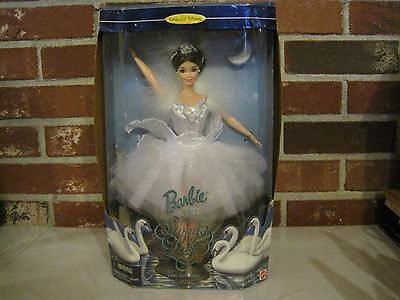 1997 Barbie As The Swan Queen In Swan Lake--Classic Ballet Series --New In Box