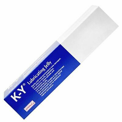 K-Y Jelly Sterlie Personal Lubricant 82g 1 2 3 6 12 Packs