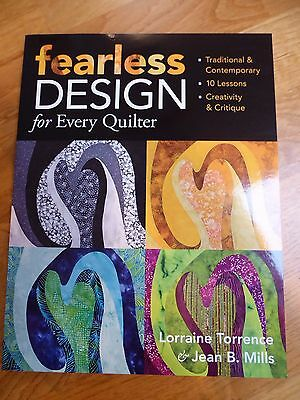 Patchworkbuch: Fearless Design for every Quilter, Lorraine Torrence & Jean Mills