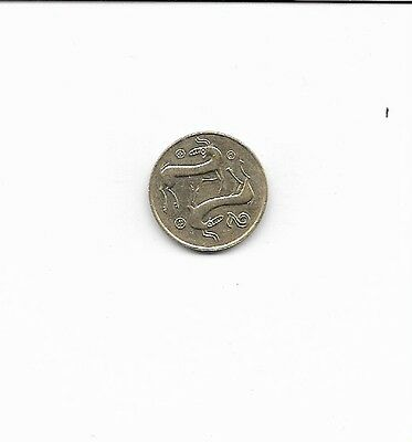 Cyprus Coin, 1994, circulated