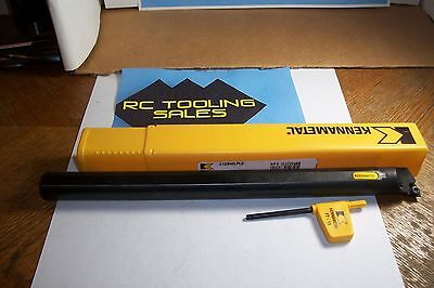 A12SWLPL3 Left Hand Indexable Boring Bar 3/4 Shank NEW Kennametal 1pc