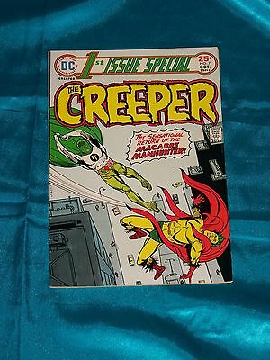 FIRST ISSUE SPECIAL # 7, Oct. 1975, CREEPER BY DITKO, FINE - VERY FINE Condition