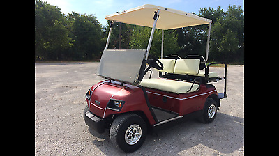 Yamaha 4 Seater Golf Cart in Great Condition
