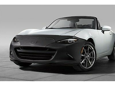 2016 2017 Mazda MX-5 Miata Front Mask Bra with front air dam 00008GD13