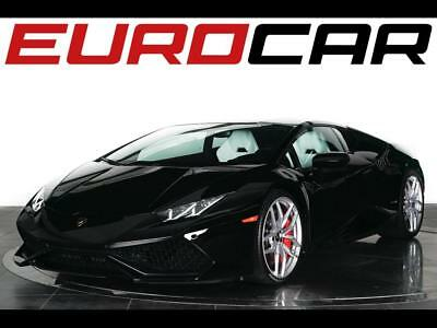 2015 Lamborghini Huracan LP 610-4 2015 Lamborghini Huracán LP 610-4, STUNNING WHITE INTERIOR, IMMACULATE!!