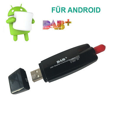 DAB+ Digitaler Radio Tuner USB Stick für Android 5.1 & 6.0 &4.4 7.1 Auto DVD