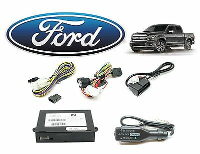 Rostra 2501847 Cruise Control Kit 09 10 11 2012 2013 2014 2015 Ford F-150
