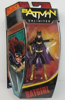 2012 Mattel DC Comics Classics BATMAN UNLIMITED Action Figure BATGIRL Sealed