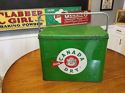 Drink Canada Dry Cooler