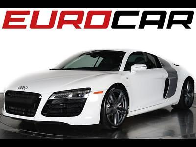 2014 Audi R8 5.2 quattro 2014 Audi R8 5.2 quattro - CARBON FIBER ENGINE INLAYS, GLOSS BLACK ACCENTS