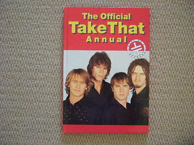 The Offical Take That Annual 1995