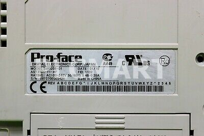 (Used) PRO-FACE AST3501-T1-AF ast3501t1af Touch Screen Free Shipping!!