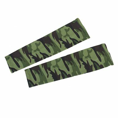 1 pair Camouflage Sunscreen Sleeves X8Y6