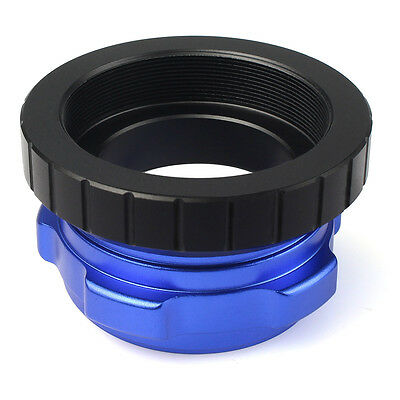 "M42 to 1.25"" Coaxial Locking Mount Adapter for Astronomical Telescope Eyepiece/"