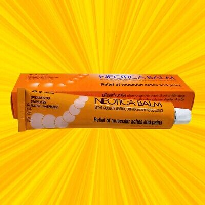 1 x 30 g Pommade Neotica Balm / 1 x 30 g Neotica Balm Ointment