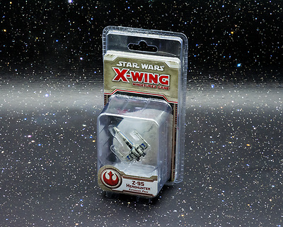 Star Wars X-Wing Miniatures Game Z-95 Headhunter Expansion