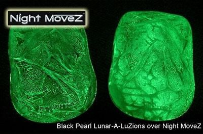 DNA Night moveZ glow in the dark additive yellow green 200 gm NM00-200  - 4blok