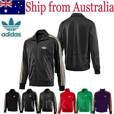 Originals %Adidas Firebird Zip Men's Outwear Sport Training Track Top Jacket
