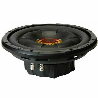 "Subwoofer Boss D12F Da 1000 Watt Max 12"" 30 Cm Ultra Slim 4 Ohm 300 Mm Spl Auto"