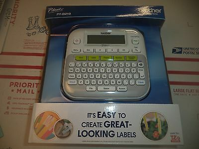 Brother P-Touch PT-D210 Label Maker Labeler - LCD Display - BRAND NEW SEALED