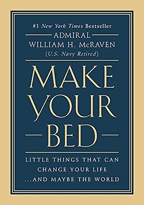 Make Your Bed: Little Things That Can Change Your Life...(eB00k)