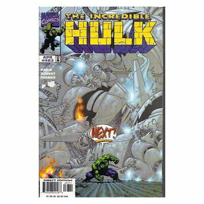 Incredible Hulk (1st Series) 463 - -