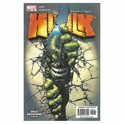 Incredible Hulk (2nd Series) 60 - -