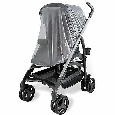 Baby Mosquito Stroller Net Carrier Cradle Crib Bug Insect Infant Netting Mesh