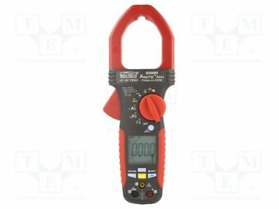 1 pcs AC/DC digital clamp meter; Øcable:51mm; LCD (6000); -40÷400°C