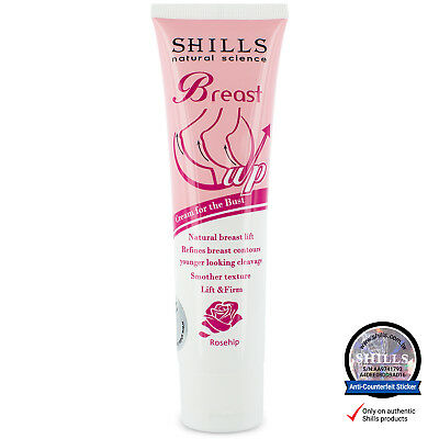 SHILLS Breast UP Cream Bust Boobs Breast Firming Lifting Enlarge Cleavage 120ml