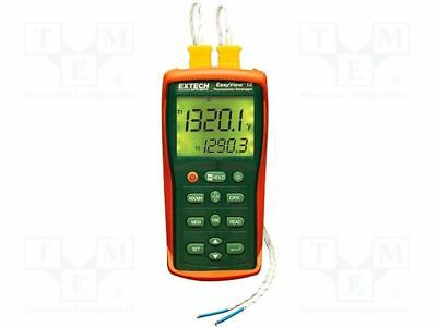 1 pcs Temperature meter; -150÷1767°C; Accur:0,05°C; Resol:0,1/1°C