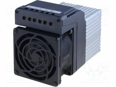 1 pcs Blower heater; CIRRUS 80; 450÷800W; 230VAC; IP20; 82x82x110mm