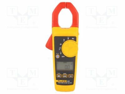 1 pcs AC/DC digital clamp meter; Øcable:30mm; I DC:0,01÷40/400A; 10mA