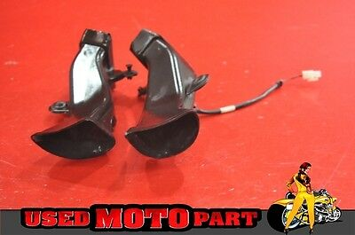 02 Honda Goldwing 1800 Gl 1800 Right & Left Air Intake Duct Ram Tube