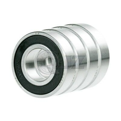 4x R12-2RS Ball Bearing 1.625in x 0.75in x 0.4375in Free Shipping 2RS RS Rubber