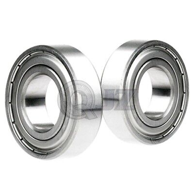 2pcs 609ZZ 609Z 609 2Z 9x24x7mm Deep Groove Ball Bearing Mini Bearing 9*24*7