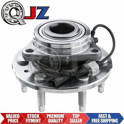 515096 FRONT Wheel Hub Bearing Units For 07-12 CADILLAC ESCALADE[AWD w/ABS ONLY]