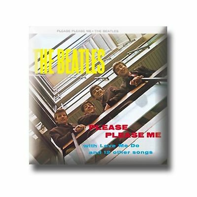 The Beatles Please Please Me Album new Official Metal Pin badge One Size