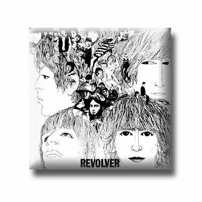 The Beatles Revolver Album new Official Metal Pin badge One Size