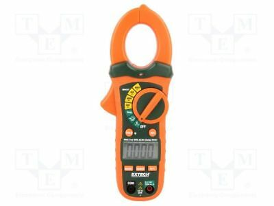 1 pcs AC/DC digital clamp meter; Øcable:30mm; Sampling:2x/s; True RMS