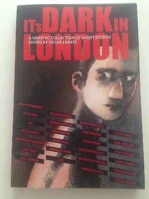 It's Dark In London (Alan Moore, Neil Gaiman, Dave McKean)