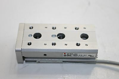 SMC Type MXS6-30 Air Slide Table Cylinder Double Acting with Sensor