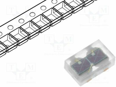 1 pcs Photodiode; 500-1000nm; Mounting: SMD; Dim:2.9x1.8mm